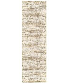 """Verona Shag 1803 2'3"""" x 7'6"""" Runner Area Rug"""