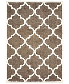 "Oriental Weavers Verona Shag 529 7'10"" x 10'10"" Area Rug"
