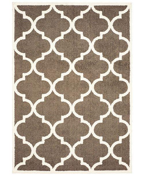 "Oriental Weavers Verona Shag 529 9'10"" x 12'10"" Area Rug"