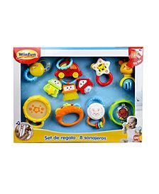 8 Piece Baby Gift Set