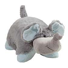 Pillow Pets Signature Nutty Elephant Stuffed Animal Plush Toy