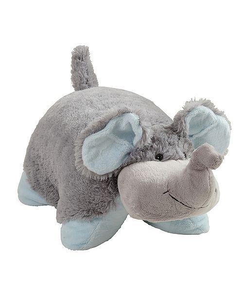 Pillow Pets Signature Nutty Elephant Stuffed Animal Plush Toy