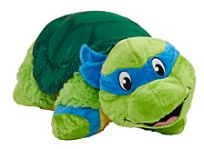 Pillow Pets Nickelodeon TMNT Leonardo Stuffed Animal Plush Toy