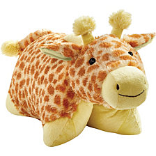 Pillow Pets Signature Jolly Giraffe Stuffed Animal Plush Toy