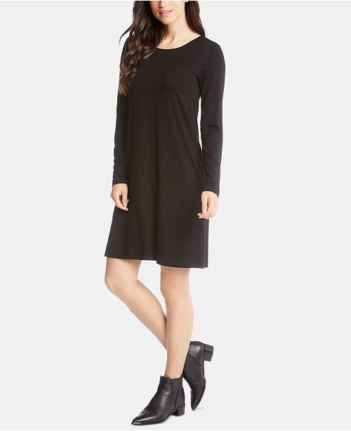 ef9e7099420 Karen Kane Abby T-Shirt Dress & Reviews - Dresses - Women - Macy's
