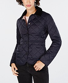 Deveron Quilted Coat