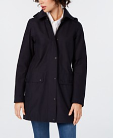 Barbour Undertow Waterproof Hooded Raincoat