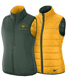 Nike Women's Green Bay Packers Reversible Vest