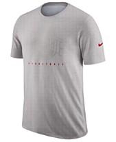 8283bdd356c Nike Men s Ohio State Buckeyes Marled Legend Player T-Shirt