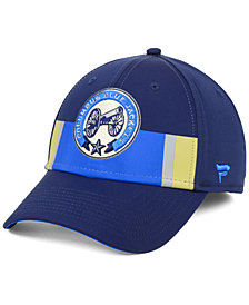 Fanatics Columbus Blue Jackets Alternate Jersey Speed Flex Stretch Fitted Cap