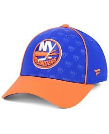 Fanatics New York Islanders Dual Speed Flex Stretch Fitted Cap