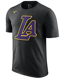 Nike Men's Los Angeles Lakers City Team T-Shirt