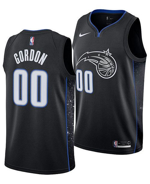 1acf7337db8 Nike Men's Aaron Gordon Orlando Magic City Swingman Jersey 2018 ...