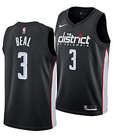 Nike Men's Bradley Beal Washington Wizards City Swingman Jersey 2018