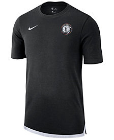 Nike Men's Brooklyn Nets City Edition Shooting T-Shirt