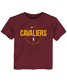 Nike Cleveland Cavaliers Elite Practice T-Shirt, Toddler Boys (2T-4T)