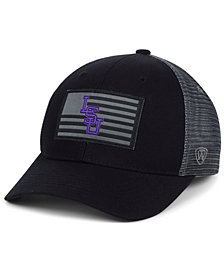 Top of the World LSU Tigers Back the School Flag Trucker Cap