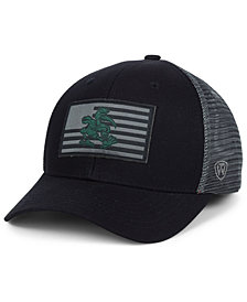 Top of the World Miami Hurricanes Back the School Flag Trucker Cap