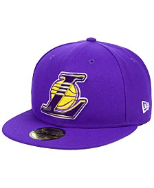 New Era Los Angeles Lakers Metal Mash Up 59FIFTY-FITTED Cap