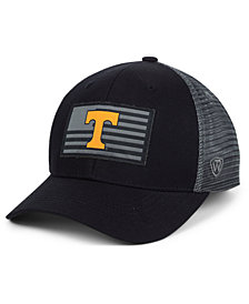 Top of the World Tennessee Volunteers Back the School Flag Trucker Cap