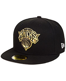 New Era New York Knicks Metal Mash Up 59FIFTY-FITTED Cap