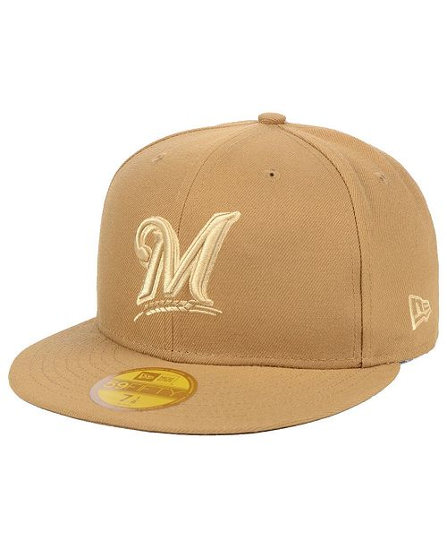 New Era Milwaukee Brewers Fall Prism Pack 59FIFTY-FITTED Cap