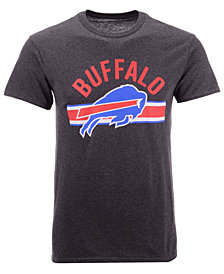Authentic NFL Apparel Men's Buffalo Bills Checkdown T-Shirt