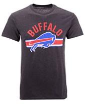 Authentic NFL Apparel Men s Buffalo Bills Checkdown T-Shirt 9b3fd5d96