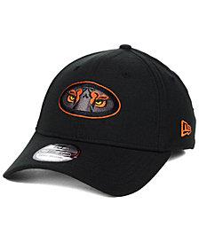 New Era Auburn Tigers Black Pop Flex 39THIRTY Cap