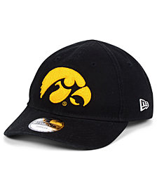 New Era Toddlers' Iowa Hawkeyes Junior 9TWENTY Cap