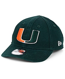 Toddlers' Miami Hurricanes Junior 9TWENTY Cap