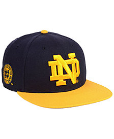 '47 Brand Notre Dame Fighting Irish Sure Shot 2 Tone CAPTAIN Snapback Cap