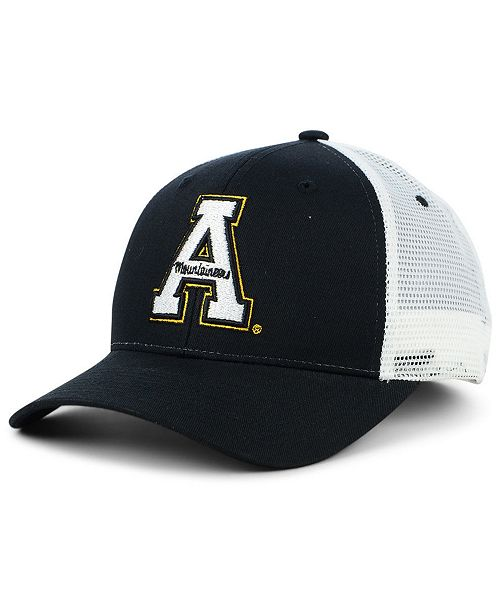 80416f56 Appalachian State Mountaineers Big Rig Mesh Snapback Cap. Be the first to  Write a Review. main image ...