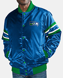 G-III Sports Men's Seattle Seahawks Retro Varsity Jacket