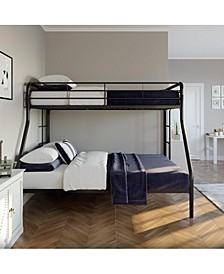 Cassia Full Twin Over Full Bunk Bed