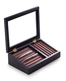 Wood Pen Box