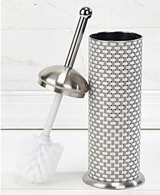 Bath Bliss Stainless Steel Toilet Brush