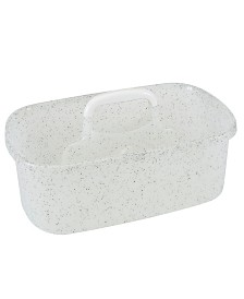 Bath Bliss Granite Look Shower Caddy