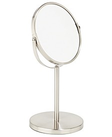 7in Dual Sided 5X Magnification Vanity Mirror