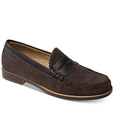 Bass By Ron Bass Men's Larson Corduroy Loafers