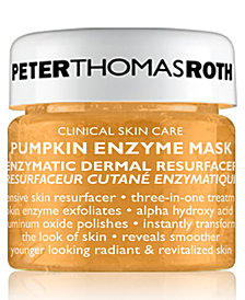 Receive a FREE Pumpkin Mask with $35 Peter Thomas Roth purchase!