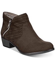American Rag Abby Ankle Booties, Created for Macy's
