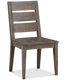 Closeout! Sava Dining Side Chair, Created for Macy's