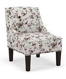 Skylands Collection Anastasia Arm Chair, Quick Ship, Created for Macy's