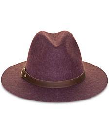 Wool Felt Harness Panama Hat