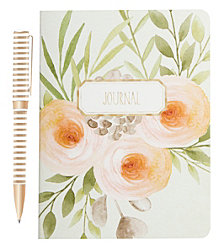Laura Ashley Journal and Pen Gift Set