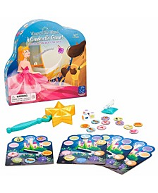 Wave Of The Wand A Cinderella Game