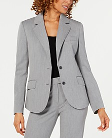 Anne Klein Two-Button Jacket
