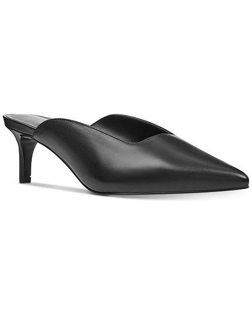 e27053521dc Nine West Famille Dress Mules   Reviews - Mules   Slides - Shoes ...