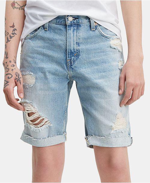 40b3748370 Levi's 511 Men's Slim Cutoff Shorts; Levi's 511 Men's Slim Cutoff ...